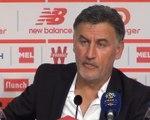 "5e j. - Galtier : ""Si on fait la même fin à l'Ajax, on perd"""