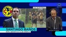 FOX Radio: ¿Hay algo especial en enfrentar a Pumas? Baños responde