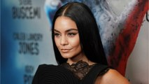 Vanessa Hudgens: Super Long Hair Extensions For Fall