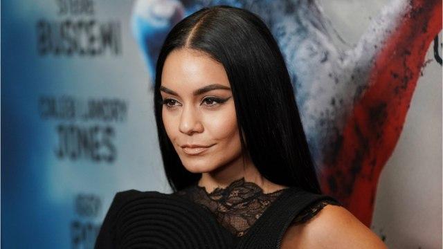 Vanessa Hudgens: Super Long Hair Extensions For Fall