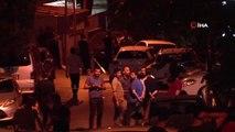 Dur ihtarına uymayan şüphelilerle polis arasında çatışma çıktı
