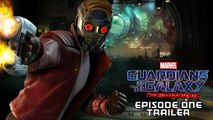 Marvel's Guardians of the Galaxy The Telltale Series : Episode 1 - Trailer officiel