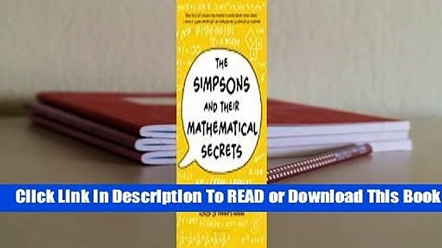 [Read] The Simpsons and Their Mathematical Secrets  For Trial