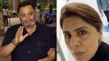 Ranbir Kapoor's mother Neetu Kapoor gets emotional on return to India with Rishi Kapoor | FilmiBeat