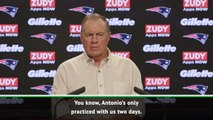 Belichick will do 'what's best for the Patriots' on Brown inclusion