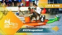 2019 ICF Dragon Boat Club Crew World Championships Kiev Ukraine / Day 3