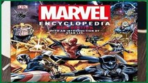 Marvel Encyclopedia, New Edition  For Kindle