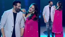Sunny Deol & Madhuri Dixit recreate their iconic Tridev track on Dance Deewane set | FilmiBeat