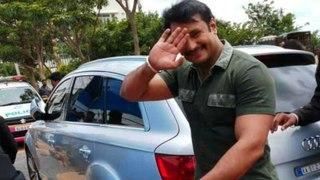 ಹೈದರಾಬಾದ್ ನಲ್ಲಿ ನಡೆಯಲಿದೆ ಹೈ ವೋಲ್ಟೇಜ್ ಚಿತ್ರೀಕರಣ..? |  Robert |FILMIBEAT KANNADA
