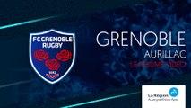 FCG – Aurillac : le résumé vidéo