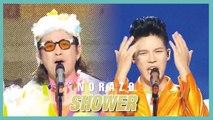 [HOT] NORAZO   - SHOWER ,  노라조 - 샤워 Show Music core 20190914