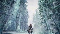 Monster Hunter World : Iceborne - Bande-annonce Horizon Zero Dawn : The Frozen Wilds (mise à jour de novembre 2019)