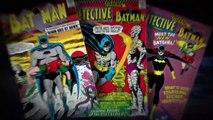 【バットマン80周年特別動画】バットマンのヒーローとしての変遷