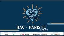 HAC - Paris FC (0-0) : le résumé du match
