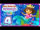 Dora the Explorer: Dora Saves the Mermaids Part 4 (PS2) The Jetty