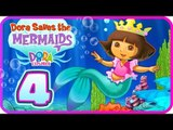 Dora the Explorer: Dora Saves the Mermaids Part 4 (PS2) The Jetty