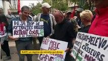La grève RATP divise le pays