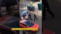 Sevran : scandale à la suite d'une interpellation policière violente