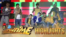 Hashtags bring good vibes with their opening number | It's Showtime