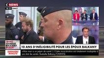 """""""C'est un souffre-douleur"""" : Charles Consigny réagit à l'affaire Balkany"""