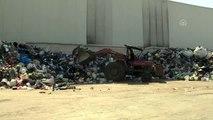"""""""Çöp""""ten dönüştürdüklerini dünyaya satıyor"""