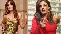Nach Baliye 9: Raveena Tandon lashes out at Urvashi Dholakia after her wild card entry | FilmiBeat