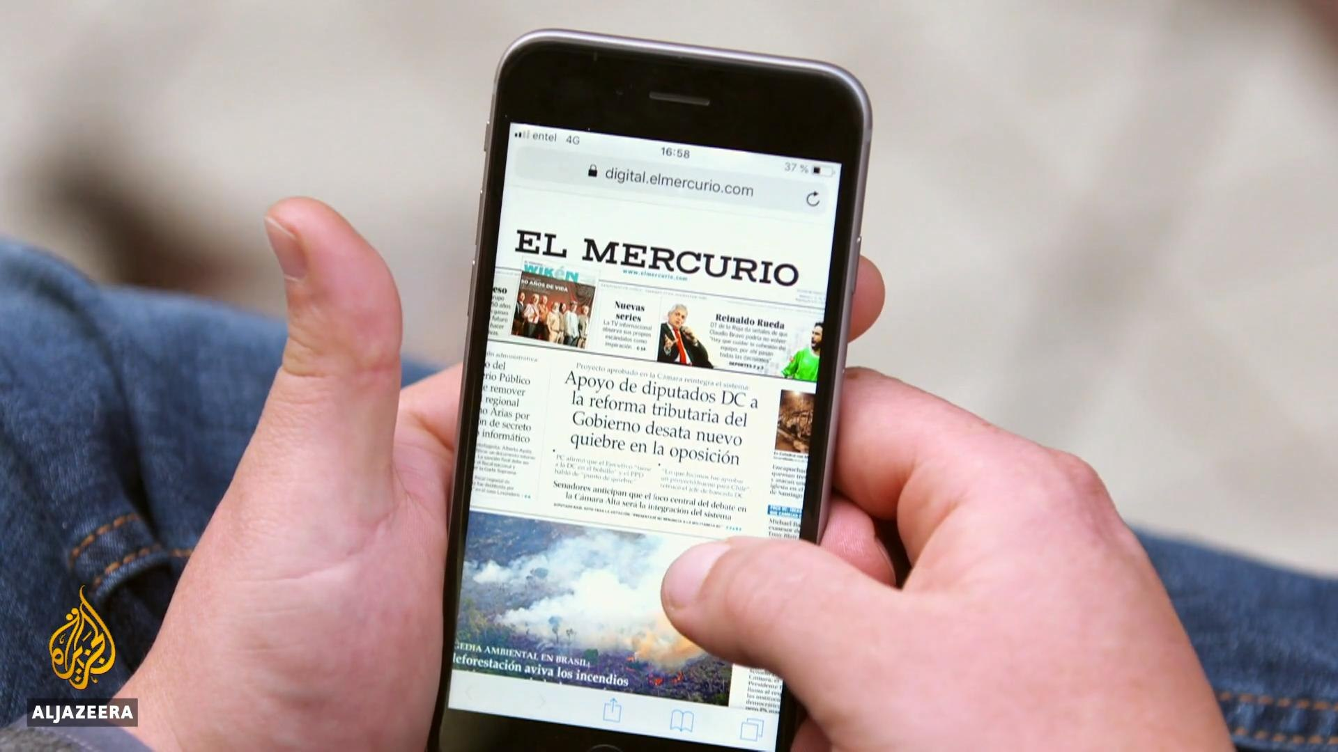 Why we (still) need to talk about Chile's El Mercurio | The Listening Post (Full)