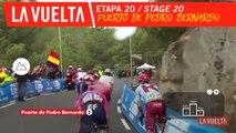 Puerto de Pedro Bernardo - Étape 20 / Stage 20 | La Vuelta 19