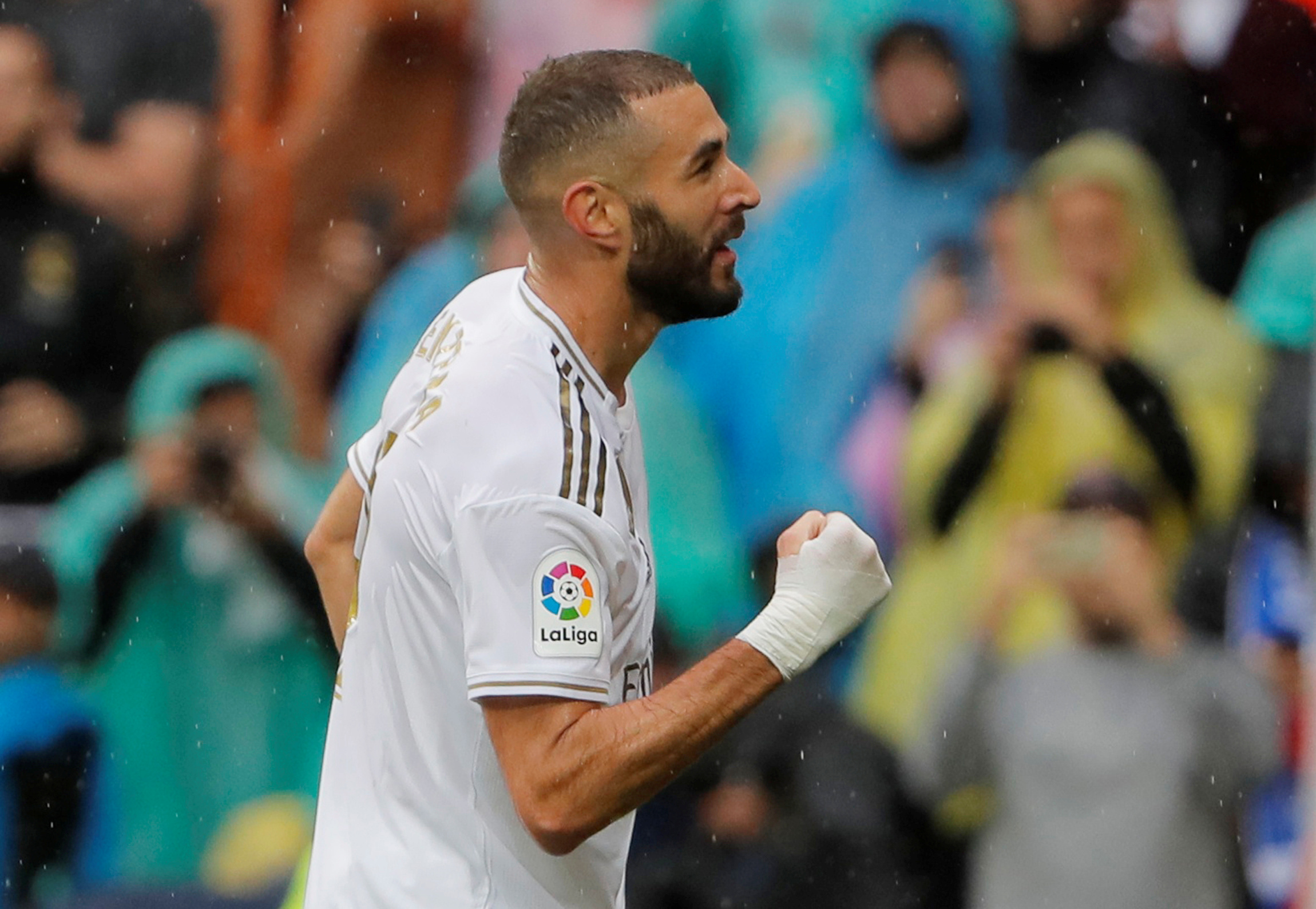 La Liga - Real Madrid : Doublé express signé Benzema !