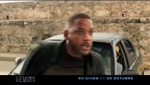 Géminis Película Tráiler - Global Mission - Will Smith