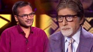 KBC 11: Sanoj Raj opens up on winning 1 crore in Amitabh Bachchan's show | FilmiBeat