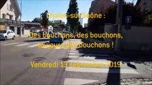 Chalon-sur-Saône : une rentrée en bouchons !