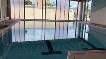 Cavaillon : visite en avant-première de la piscine Roudière