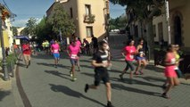 Más de 300 participantes en la II TransPerfect Mountain Challenge contra el cáncer infantil