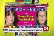 México: Verónica Castro anuncia su retiro de la actuación