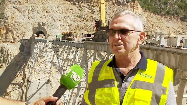 Ura e Vashës po përfundon/ Rruga e Arbrit, ndërtohet 40 përqind e aksit 70 kilometra