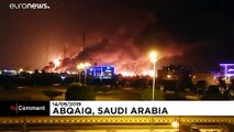 Drone attacks on Saudi Arabia oil refineries