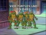 Teenage Mutant Hero Turtles - 071. Vier Turtles und ein Baby