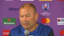 England players are raring to go at World Cup - Jones