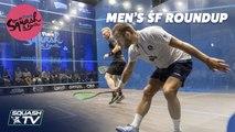 Squash: Open de France - Nantes 2019 - Mens SF Roundup