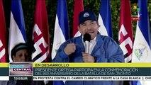 Pdte. Ortega conmemora 163 años de la Batalla de San Jacinto