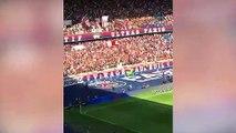 Insultos a Neymar con su vuelta con el PSG