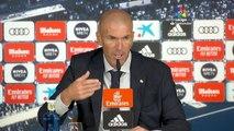 """4e j. - Zidane : """"Ne pas sortir du match après avoir pris un but"""""""