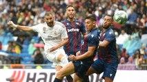 """Real - Zidane : """"Cela fait un moment que Benzema fait des bons matches"""""""