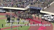 """Le Zimbabwe et l'Afrique saluent le très controversé """"héros"""" Mugabe"""