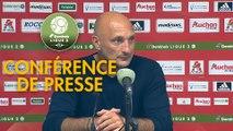 Conférence de presse AC Ajaccio - US Orléans (0-0) : Olivier PANTALONI (ACA) - Didier OLLE-NICOLLE (USO) - 2019/2020