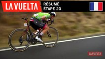 Résumé - Étape 20 | La Vuelta 19