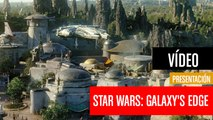 Parque temático Star Wars Galaxy's Edge