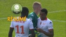 Clermont Foot - FC Lorient (0-2)  - Résumé - (CF63-FCL) / 2019-20