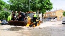 Inondazioni nel Sud-Est della Spagna: almeno cinque morti